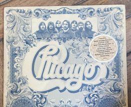 Vinyle vintage Chicago