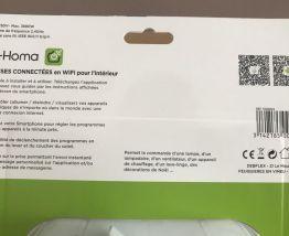 prises connectées en wifi