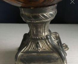 Ancien lampe de pétrole