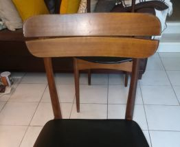 Paire de chaises Scandinaves Danois 1960