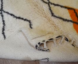 250x147cm Tapis berbere marocain