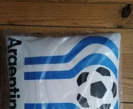 Coussin coupe monde Argentine 78 authentique sous emballage