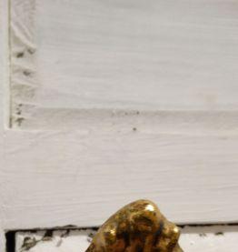 Petit Miroir de style Baroque doré