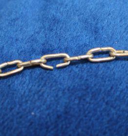 collier cuivre perle pierre  effet dore  fantaisie