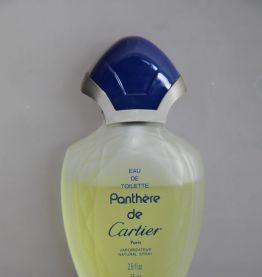 Présentoir parfum Cartier