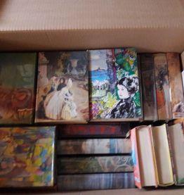 Collection 24 livres ou à l'unité