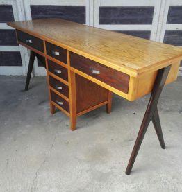 Double bureau vintage