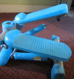 "Mini-stepper Domyos ""Essential Blue"""