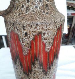 grand vase 50s germany