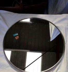grand miroir  planalux salle de bain 1970