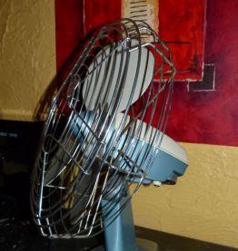 ventilateur vintage