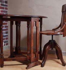 ensemble chaise baumann table
