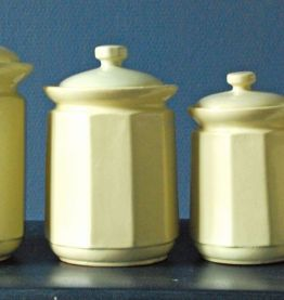 Lot de 4 pots à épices