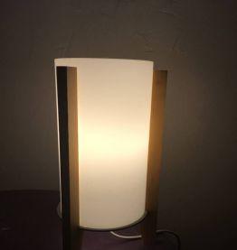 Lampe de chevet style scandinave.