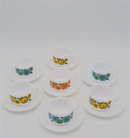 Tasses Arcopal Lotus