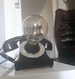 """Téléphone """"éclairs"""""""