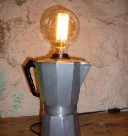 LAMPE VINTAGE - LA CAF ' TIERE