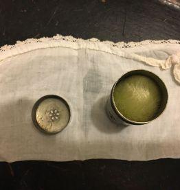 Ancien  blaireau de rasage