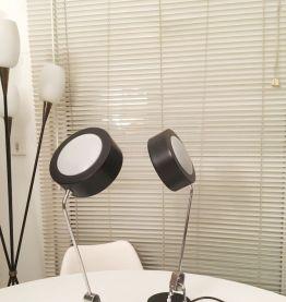 Paire de lampe jumo 750