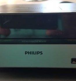 Microchaîne Philips MCD122 USB + SON +VIDEO