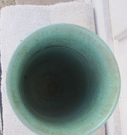 Vase céramique vintage