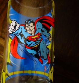 Verre Superman Collector Edition Limité