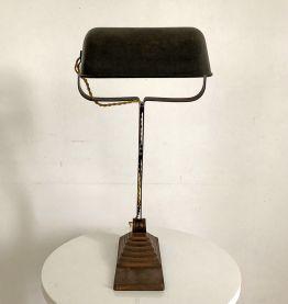 Lampe de bureau Erpé vintage 50's