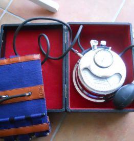 Appareil médical oscillomètre de Pachon