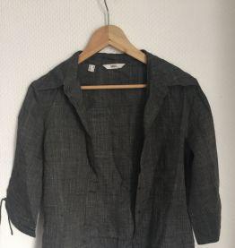 Ensemble vintage veste pantalon marque Mango taille 38