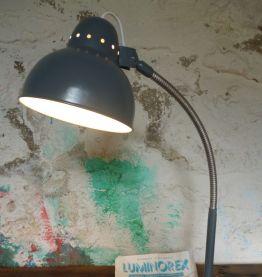 LAMPE -  LUMINOREX - VINTAGE - BUREAU - TABLE