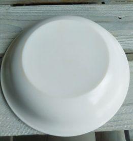 """Plat de service, plat creux vintage Arcopal, modèle """"Soleil"""""""