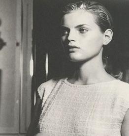 Photo de Karl Lagerfeld pour Chanel - collection 1996 / 1997