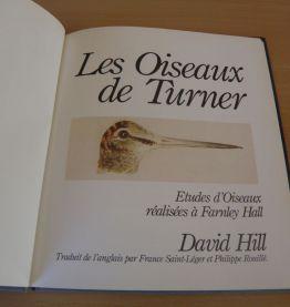 PEINTURE -FARNLEY HILL LES OISEAUX DE TURNER - Etudes - 1988