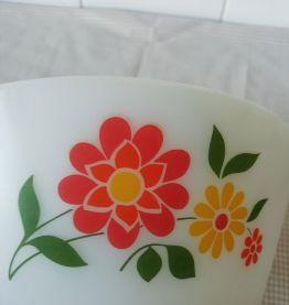 Plat Arcopal fleurs 70