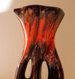 Vase vintage VALLAURIS années 60/70