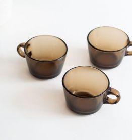 Lot de 3 tasses Vereco