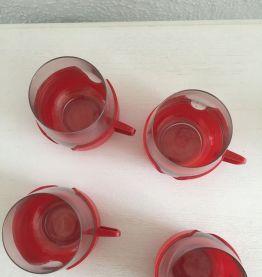 2 tasses à Café Melita Vintage