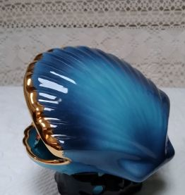 coquillage des années 60 de style Vallauris