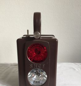 Lampe SNCF