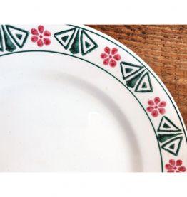 assiettes St-Amand