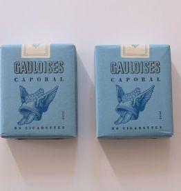 GAULOISES CAPORAL TROUPE CIGARETTES - L2