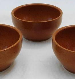 Trio de mini bols