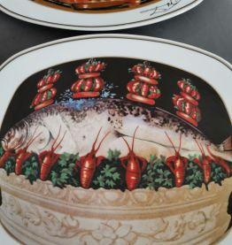 Assiettes de collection Dali