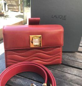 Pochette ceinture Lalique