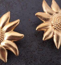 Boucles d'oreilles vintage Lancome