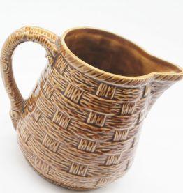 Cruche céramique digoin Sarreguemines
