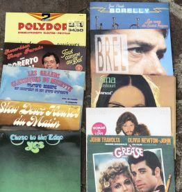 Disque Vinyles vintage