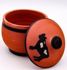 Pot à Piment Vintage Amérique du Sud