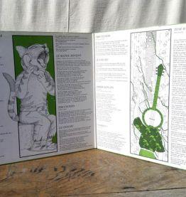 "Vinyle "" Steve Waring - Les grenouilles"" 33 t"
