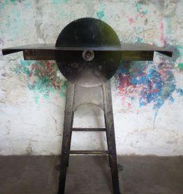 Table - Console design industriel - B H V -